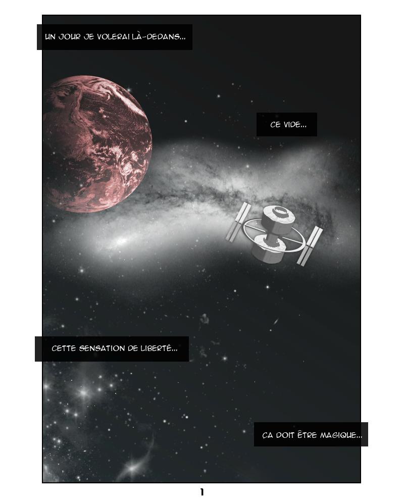 Les Trèfles Rouges chapitre 1 page 1